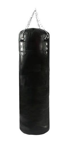 Costal de box mma uso rudo 100% piel 1.10 metros profesional
