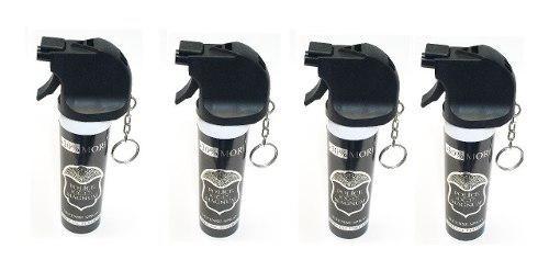 Gas pimienta police kit 4 piezas importado de usa 30% mas°