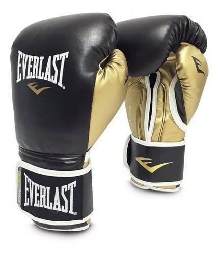 Guantes de box everlast powerlock 14 y 16 oz