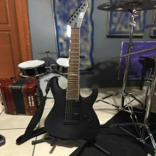 Guitarra electrica ltd esp mh207