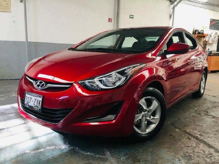 """Hyundai elantra gls estandart 6vel rines 15 """"bolsas de aire"""