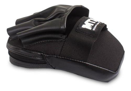 Manoplas kick boxing box mma piel sintetica (un par)