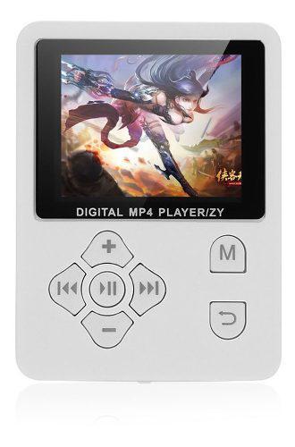 Mp3 mp4 reproductor digital 1.8 pulgadas pantalla a color re