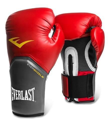 Par de guantes de box everlast prostyle elite 16oz