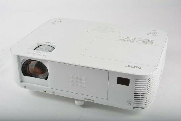 Proyector nec np-m282x xga dlp 2800 lúmenes hdmi