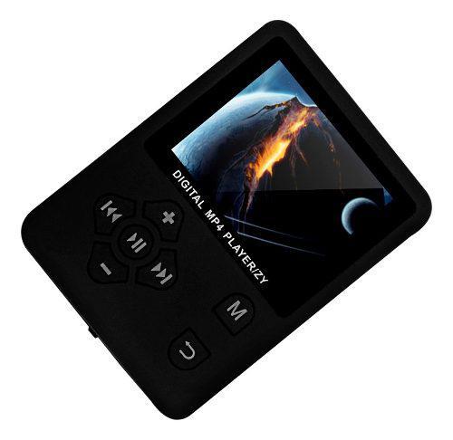 Reproductor digital mp3 mp4 1,8 pulgadas pantalla a color re