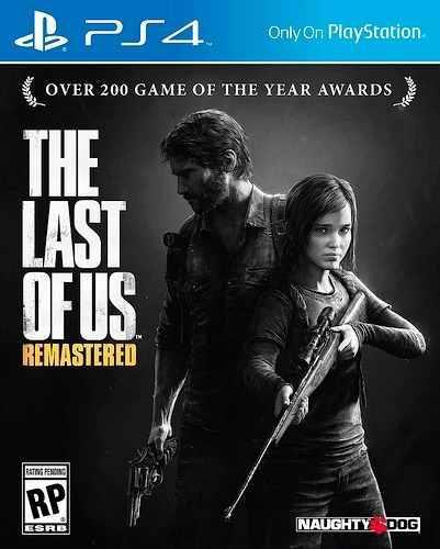 The last of us remastered ps4 renta juegos baratos!!