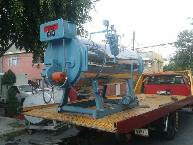 Maquinaria de 60 hp automática caldera