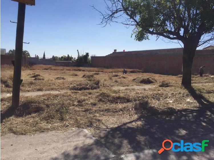Terreno venta al poniente canteras de san javier