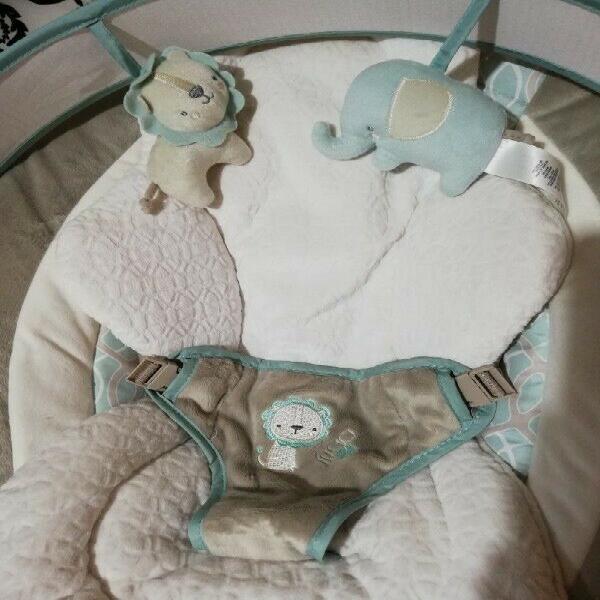 Asiento automático para bebé