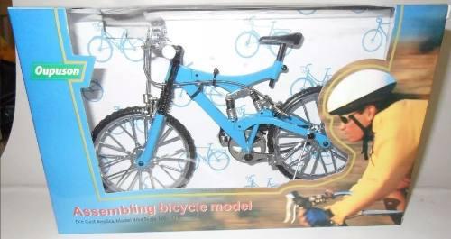 Bicicleta montaña metal sport escala nueva deportiva down