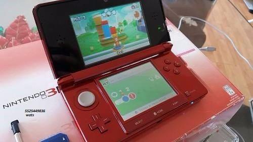 Nintendo 3ds con accesorios y envio incluido.