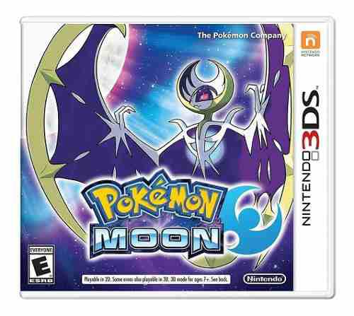 Pokemon moon nintendo 3ds ibushak gaming
