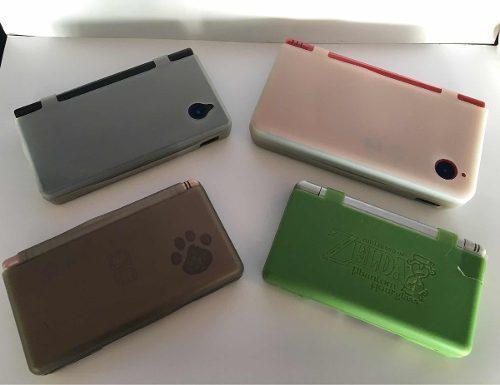 Protector Funda Silicon Cases Nintendo Ds Lite Dsi Dsi Xl