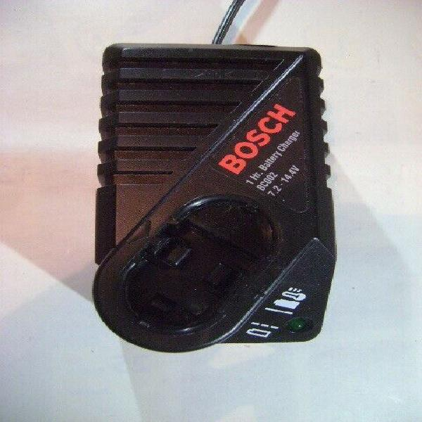 Recargador d bateria p/herramienta inalambrica bosch