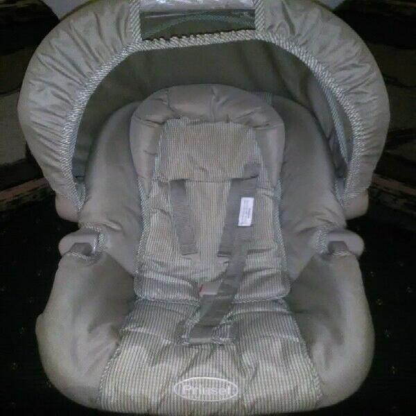 Silla para bebe de automovil