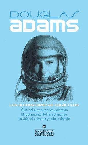 3 en 1 guía del autoestopista galáctico - douglas adams