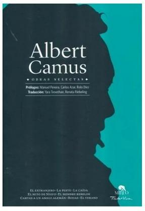 Albert camus obras selectas extranjero peste caida sisifo en