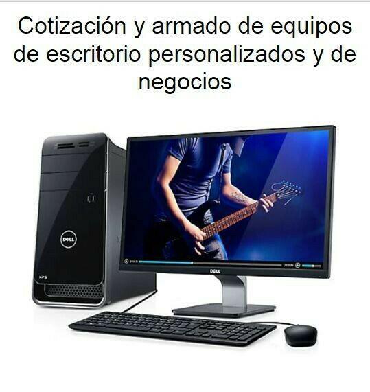 Armamos tu computadora para edición de audio o video