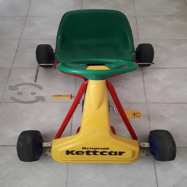 Carrito de pedales kettcar