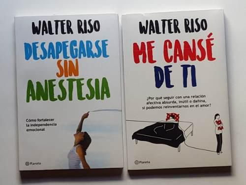Desapegarse Sin Anestesia Me Cansé De Tí En México Clasf Formacion Y Libros
