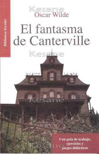 El fantasma de canterville libros juveniles escuelas mayoreo