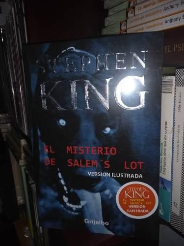 El misterio de salem´s lot - stephen king - ed. grijalbo