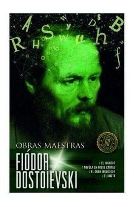 Fiodor dostoievski obras maestras libro envío gratis