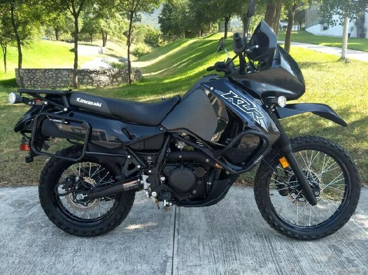 Kawasaki klr 650 2018