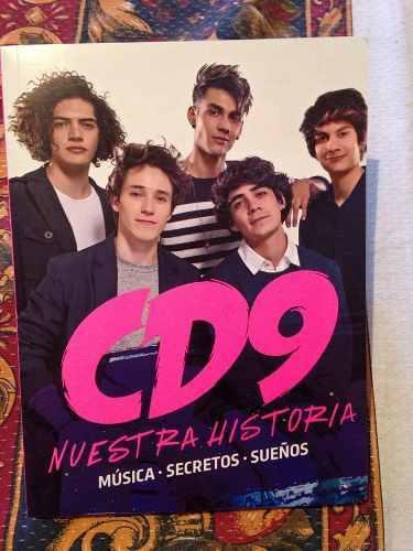 Libro cd9 nuestra historia