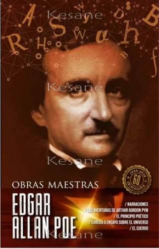 Libro edgar allan poe obras maestras el cuervo narraciones