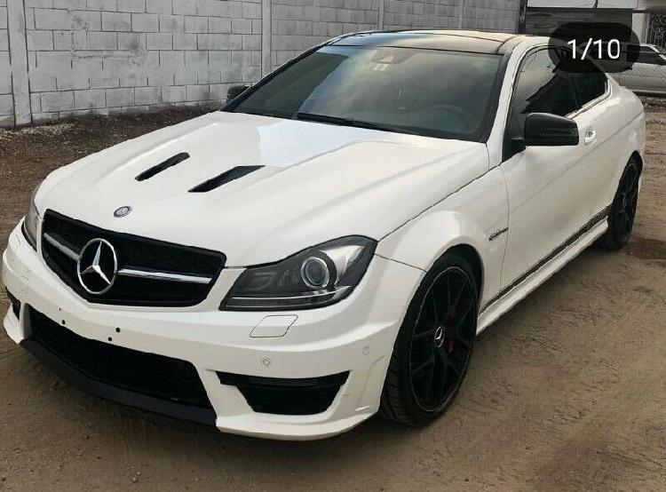 Mercedes benz c63 amg 507 edition 2014 impecable 44 mil