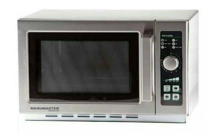 Reparacion de hornos de microondas amana, menu master sanson