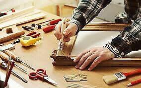Carpintero, para cocinas integrales, reparacion de puertas,
