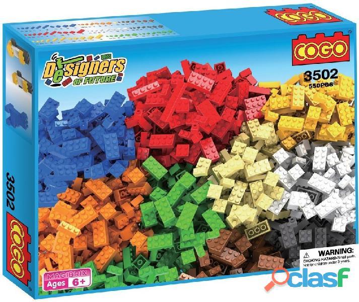 Eres ama de casa? empaca bloques de construccion