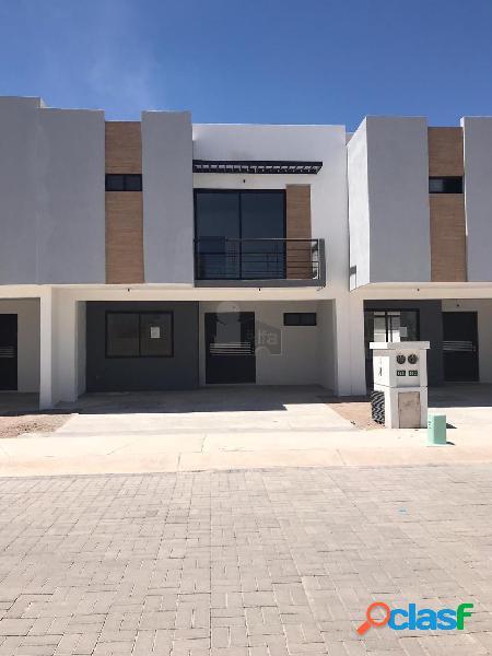 Casa en condominio en venta en Los Lagos, San Luis Potosí, San Luis Potosí