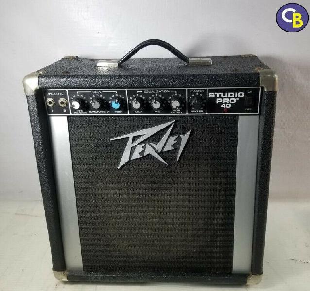 Amplificador peavey studio pro 40