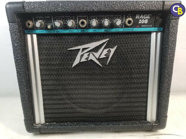 Amplificador peavey rage 108