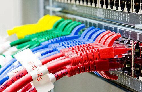 Cableado de red y sistemas de circuito cerrado