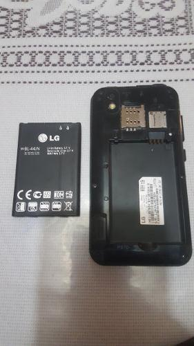 Celular lg optimus black p970h