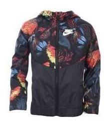 Chamarra nike sportswearniña talla s nueva original