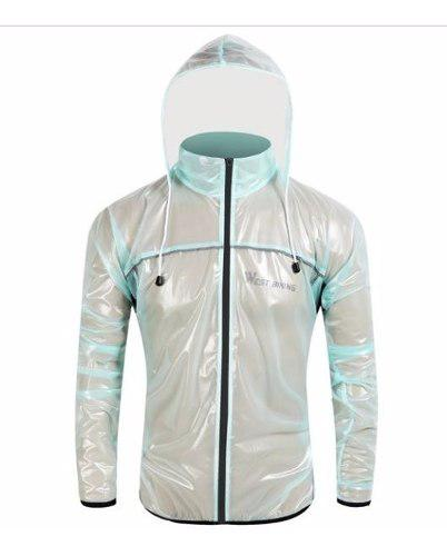 Impermeable, rompevientos, chamarra, jersey ciclismo, bici.