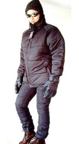 Ropa de nieve traje esquiar montaña bajo cero frio extremo