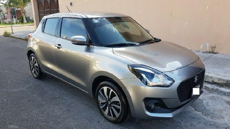 Suzuki swift 2018 version glx aut garantia en agencia unico