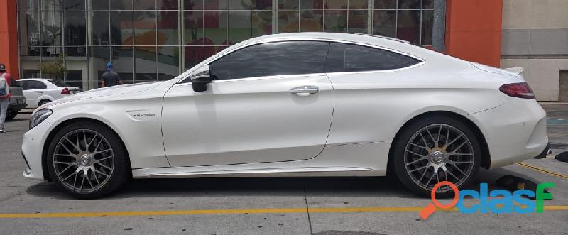 Mercedes benz amg c63 v8 biturbo 2018