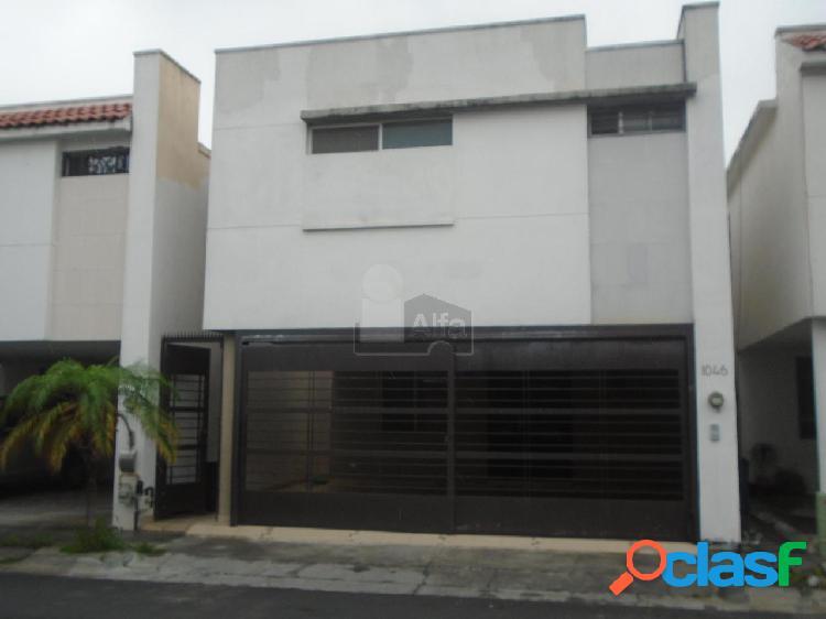 Casa en condominio en venta en misión de anáhuac 1er sector, general escobedo, nuevo león