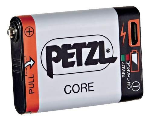Batería recargable core para linternas hybrid petzl