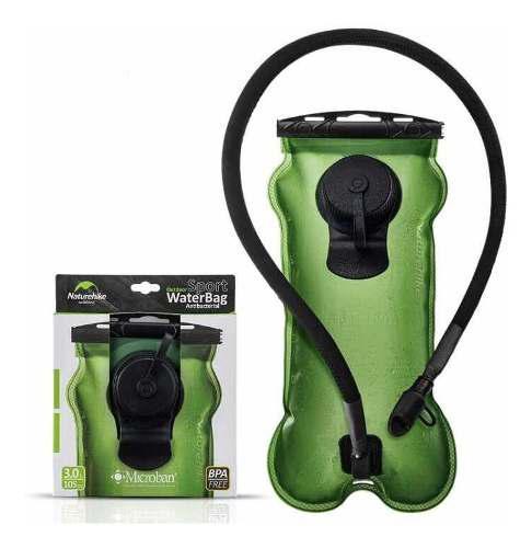 Bolsa de hidratación naturehike para camping montañismo