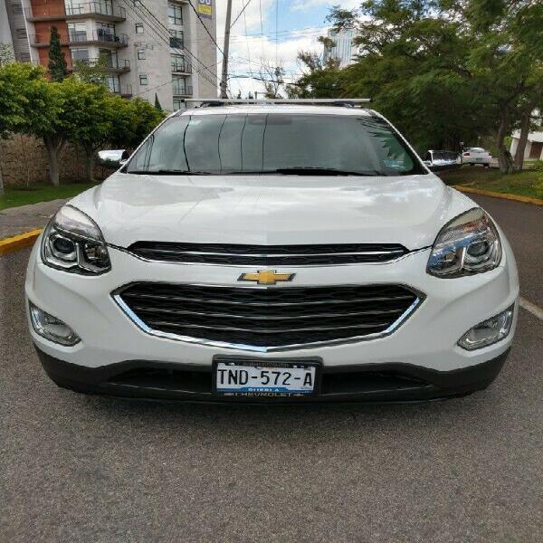 Chevrolet equinox ltz automática