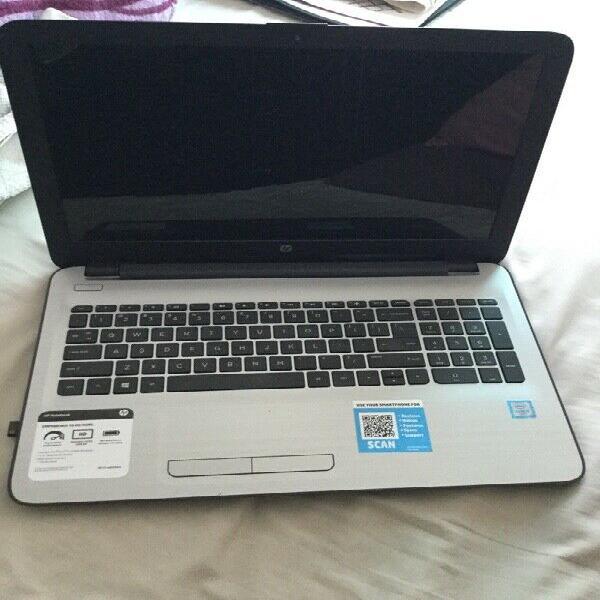 Hp 15-ay039wm laptop